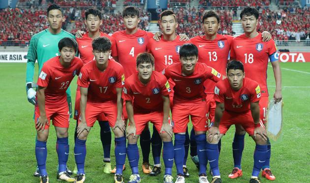 Южная Корея вышла на чемпионат мира