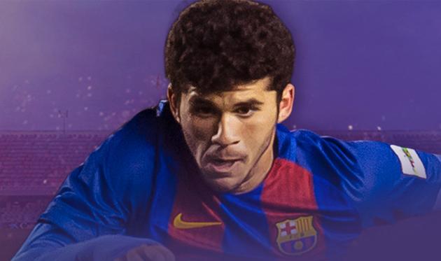 Барселона продлила контракт с Аленьей