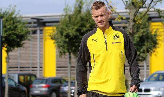 Андрей Ярмоленко, фото: ruhrnachrichten.de