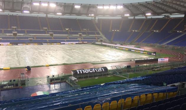 Стадио Олимпико в данный момент, Getty Images