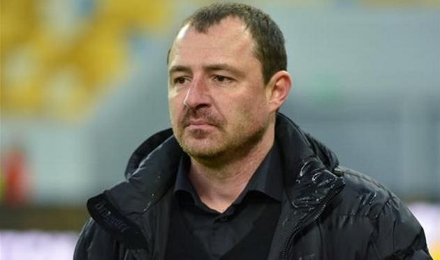 Главный тренер Зирки Роман Монарев