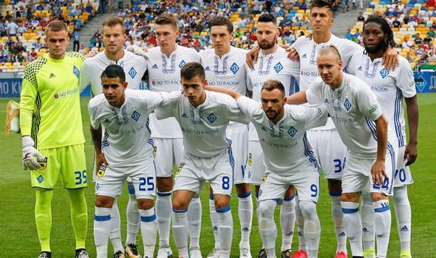 Динамо Киев засчитано техническое поражение