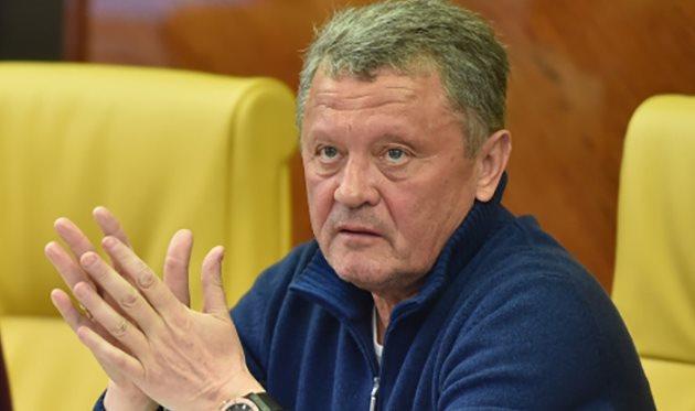 Мирон Маркевич, фото ффу