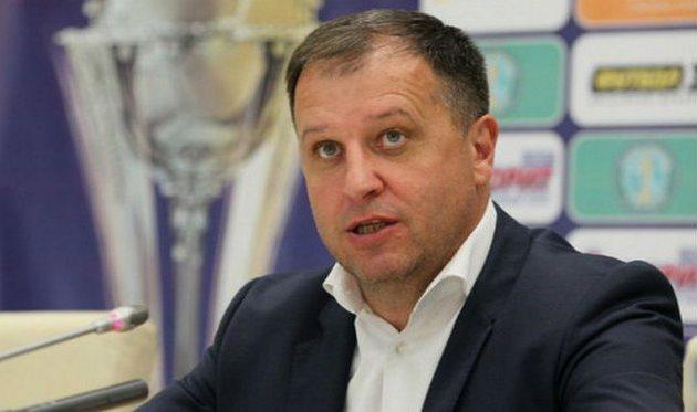 Юрий Вернидуб, главный тренер Зари, фото fc-metalist.com