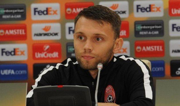 Александр Караваев, ФК Заря