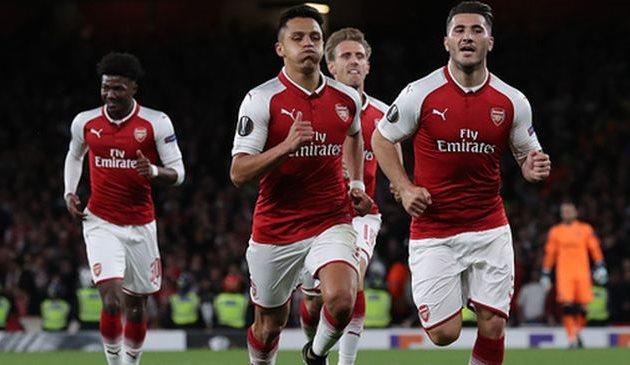 Лидеры «Арсенала» пропустят матч с«Кельном»— Лига Европы