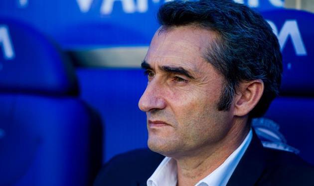 Вальверде: Барселона показала характер