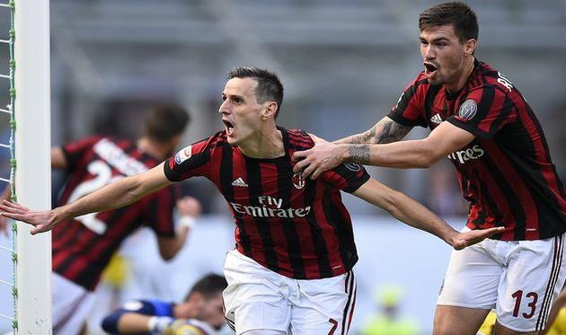 Милан одолел Удинезе