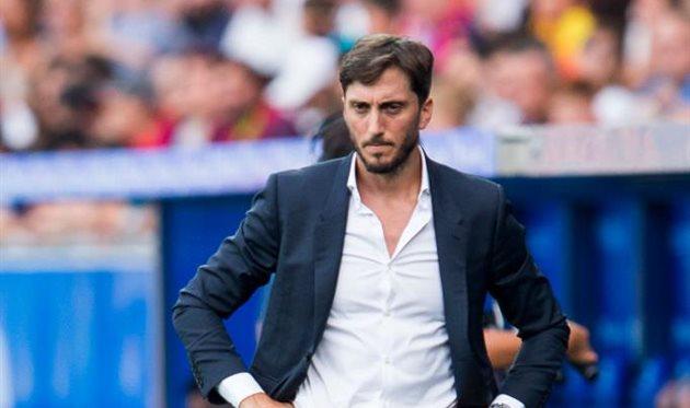 Алавес оформил первую тренерскую отставку в Ла Лиге