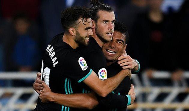 Реал уверенно переиграл Реал Сосьедад