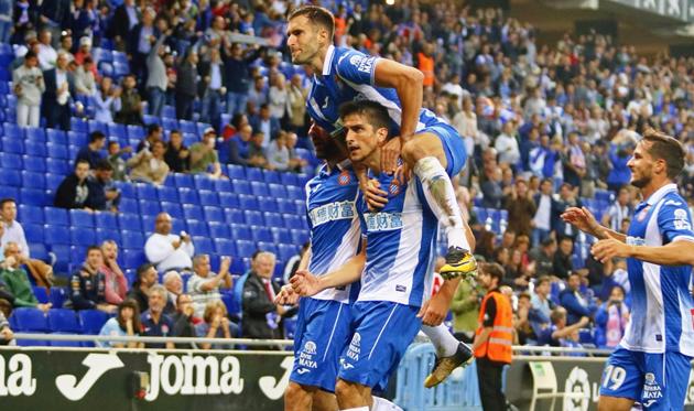 Эспаньол добыл первую победу в сезоне