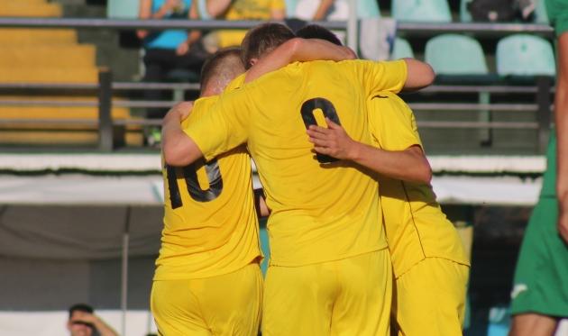 Карпаты вылетели из Кубка Украины