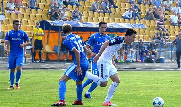 Ворскла и Мариуполь вышли в 1/8 финала кубка