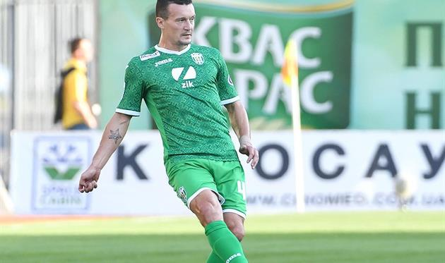 Болельщик ударил полицу игрока «Карпат» Федецкого после поражения вКубке Украины