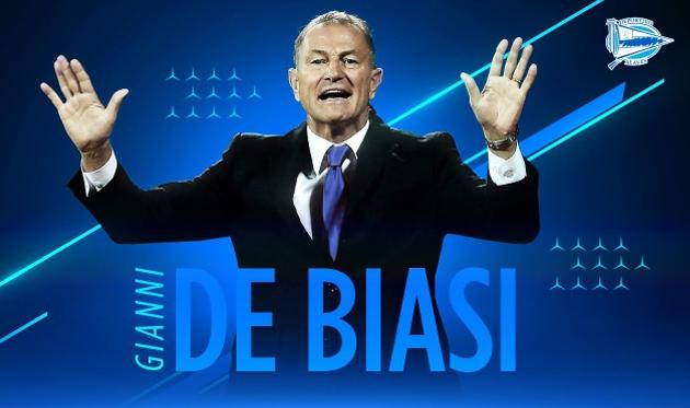 Алавес подтвердил назначение Де Бьязи