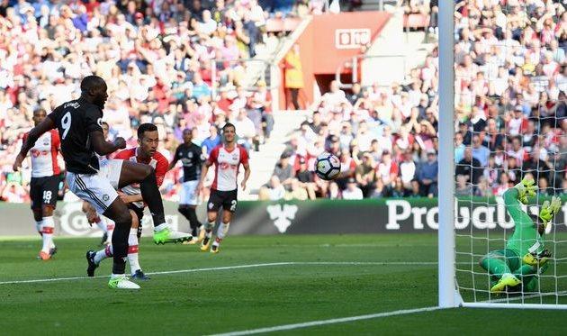 Манчестер Юнайтед удержал победу над Саутгемптоном