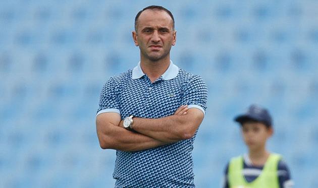 Меликян подал в отставку с поста тренера Стали