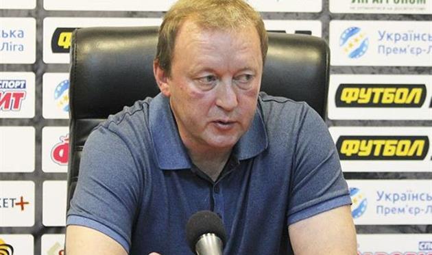 Владимир Шаран: Игрока похвалишь — и нет его на поле