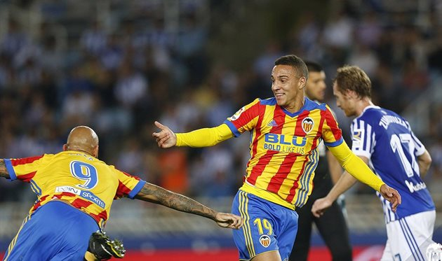 Дзадза снова принес победу Валенсии