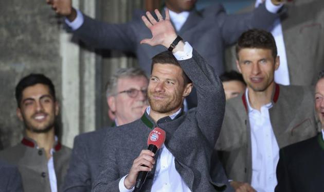 Бывший футболист сборной Испании Хаби Алонсо станет тренером