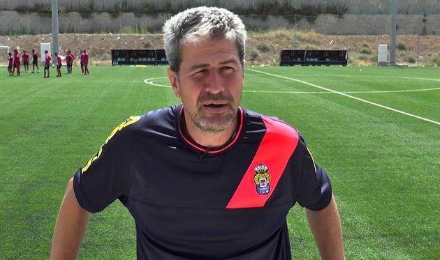 Главный тренер Лас-Пальмаса ушел из команды