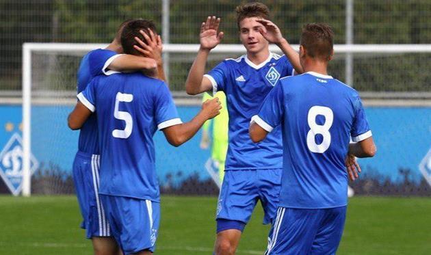 «Динамо» неудержало преимущество над «Интером»— Юношеская лига УЕФА