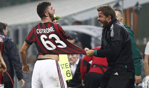 «Милан» вырвал победу над «Риекой» вматче группового этапа Лиги Европы