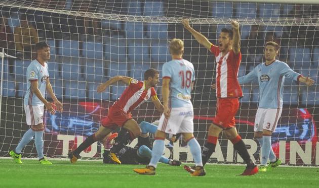 Сельта - Жирона, twitter.com/GironaFC