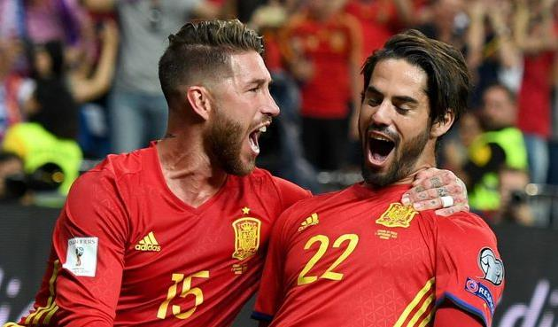 ФИФА может отстранить сборную Испании от ЧМ-2018