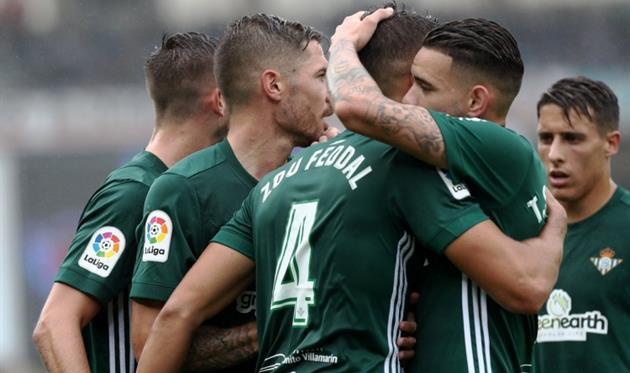 Реал Сосьдедад и Бетис сыграли невероятный матч