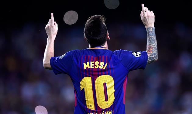 Месси вышел на3-е место почислу сыгранных матчей за«Барселону»