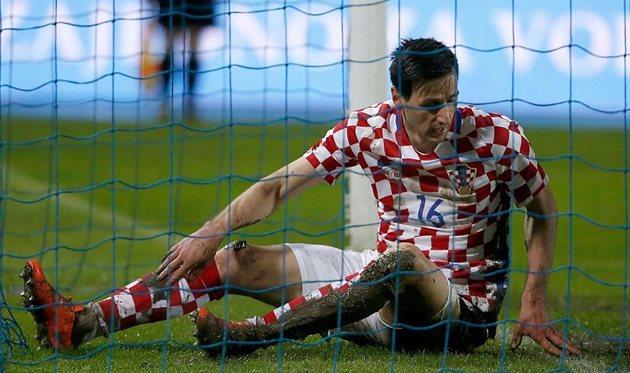 Калинич не сыграет против Украины