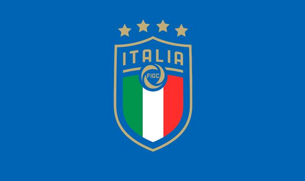 Новая эмблема Федерации футбола Италии, twitter.com/Vivo_Azzurro