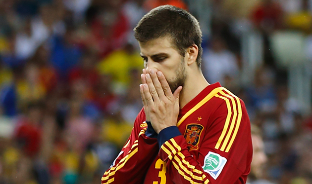 Нам ненравится, когда фанаты освистывают Пике— Хавбек сборной Испании