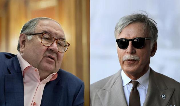 Полмиллиарда фунтов предлагают Усманову за 30% акций Арсенала