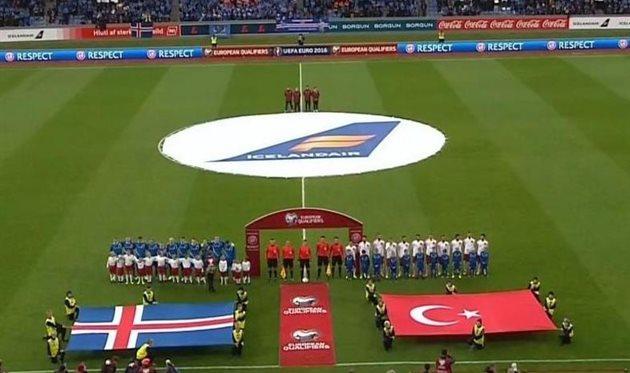 Турция — Исландия. Превью матча