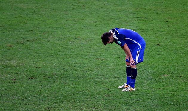 Футболист Гаго порвал «кресты» ипропустит решающий матч аргентинцев вотбореЧМ
