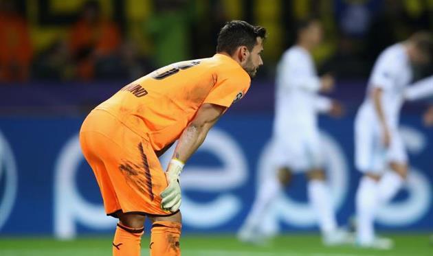 Бюрки не сыграет против Португалии из-за зуба мудрости