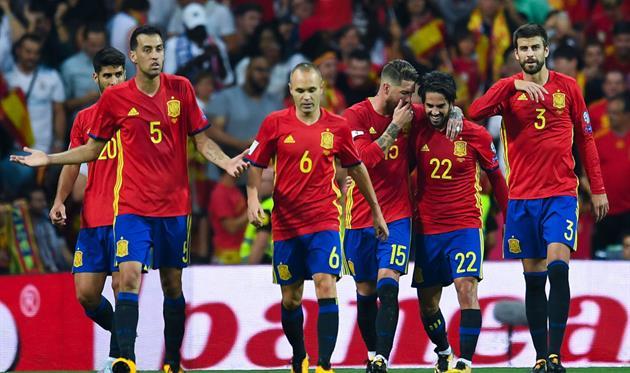 Испания может лишиться нескольких хороших футболистов, Getty Images