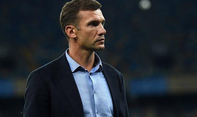 Шевченко: «Тяжелый матч, однако ребята выстояли»
