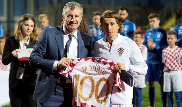Звезда нападения сборной Хорватии может несыграть против Украинского государства