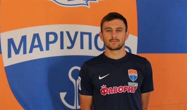 Андрей Тотовицкий, ФК Мариуполь