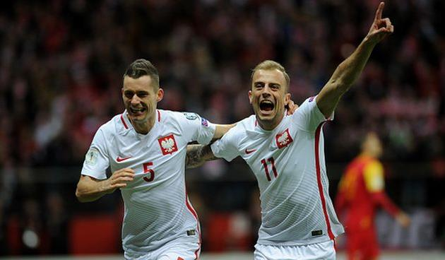 Польша обыграла Черногорию и вышла на ЧМ-2018