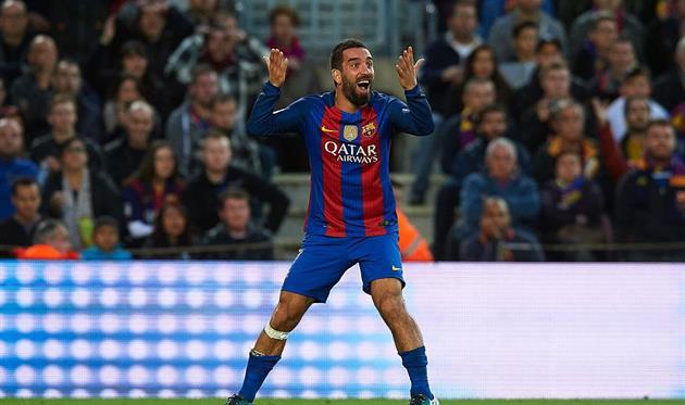Арсенал ведет переговоры сБарселоной относительно Турана