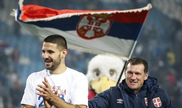 Сербия едет на ЧМ-2018. Как это было — в обзоре матча