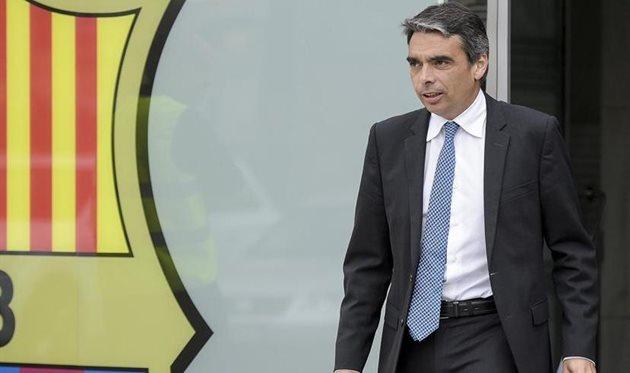 Еще один директор Барселоны покинул клуб