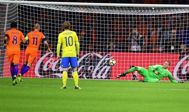 Нидерланды обыграли Швецию, но не прошли дальше