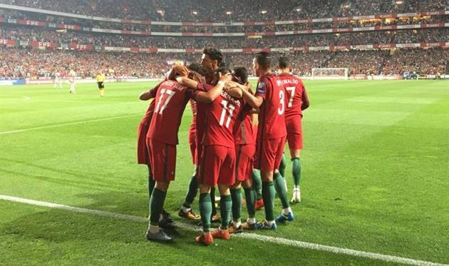 Португалия обыграла Швейцарию