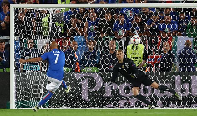 Дзадза: «Янехотел бить тот чертов пенальти вворота сборной Германии»