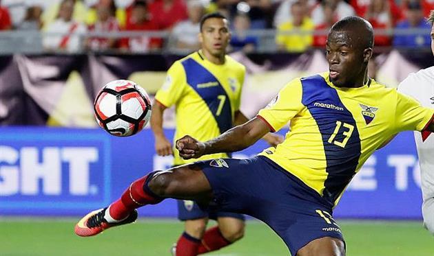 Сборная Эквадора отстранила пятерых футболистов